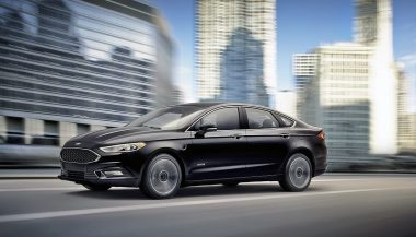 New Ford electric cars will build upon the technology of the Ford Fusion Energi