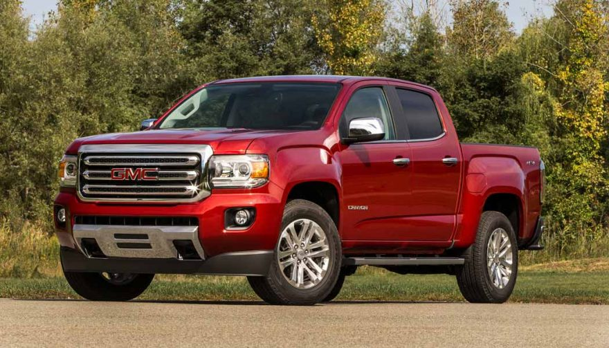 The 2017 GMC Canyon could be the best diesel truck in terms of power.