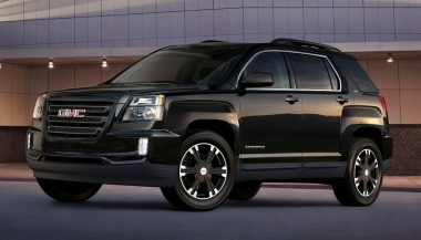 The 2017 GMC Terrain Nightfall Edition