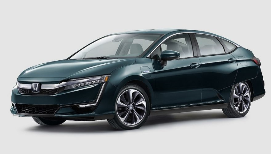 The 2018 Honda Clarity Plug-in Hybrid