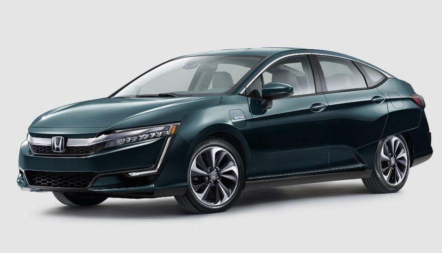 The 2018 Honda Clarity Plug-in Hybrid