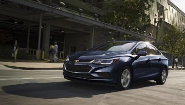The The Chevrolet Cruze is one of the top diesel cars this year