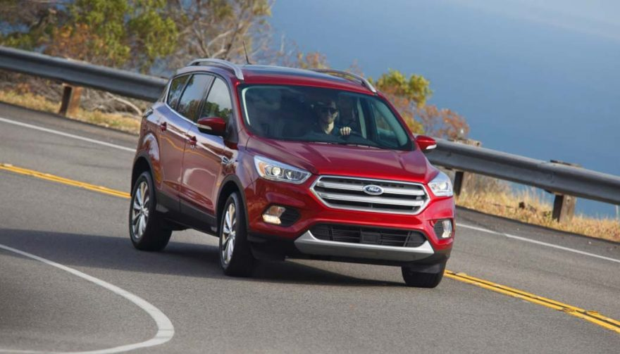 The Ford Escape could be considered the best city SUV