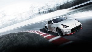 The Nissan 370Z coupe