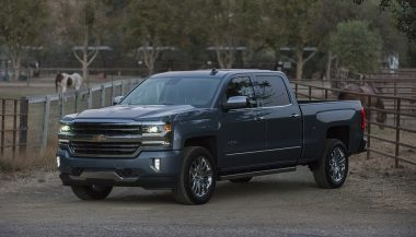 The 2017 Chevy Silverado 1500
