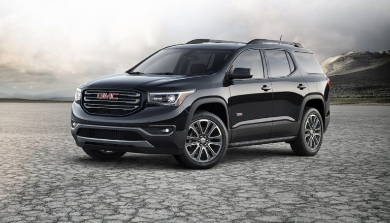 Ninety percent of the GMC Acadia is made in America
