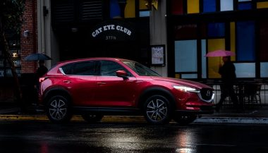The all-new 2017 Mazda CX-5