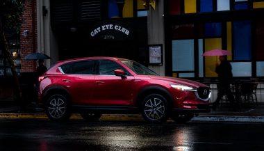 The all-new 2017 Mazda CX-5