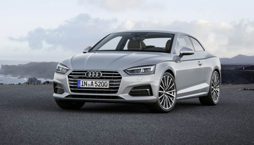 The Audi A5 is one of the most reliable luxury cars