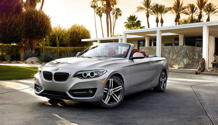 The BMW 2 Series is one of the best convertible cars for under $50,000