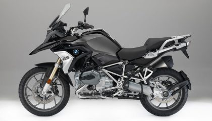 The BMW RS1200GS is one of the best motorcycles for tall riders
