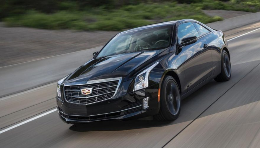 The Cadillac ATS is one of the most affordable luxury cars