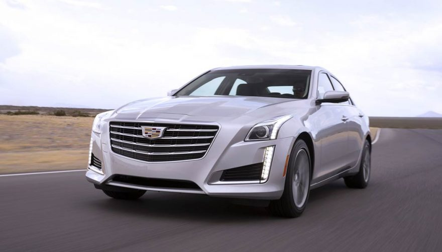 The Cadillac CTS is one of the most reliable luxury cars