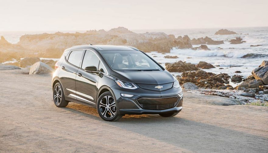 The 2017 Chevy Bolt