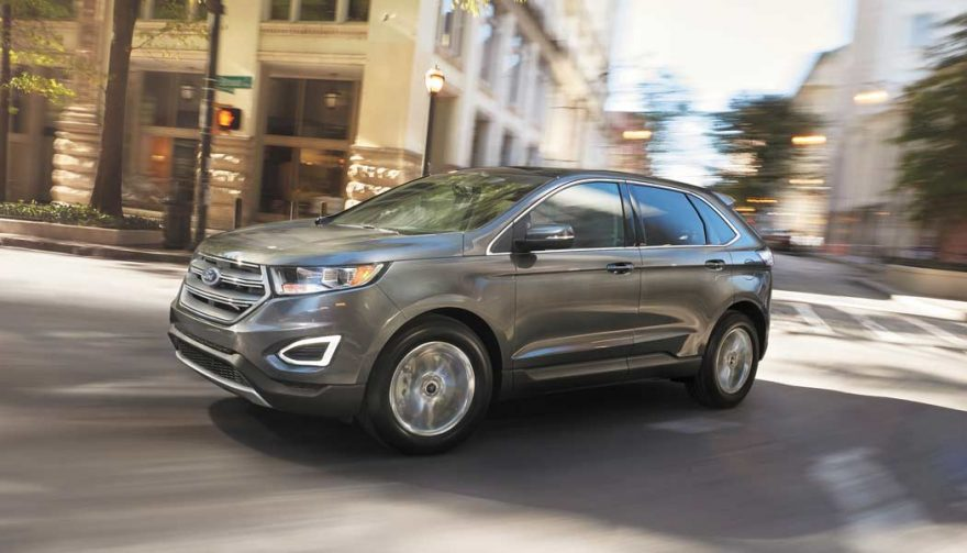 The Ford Edge could be the best midsize SUV