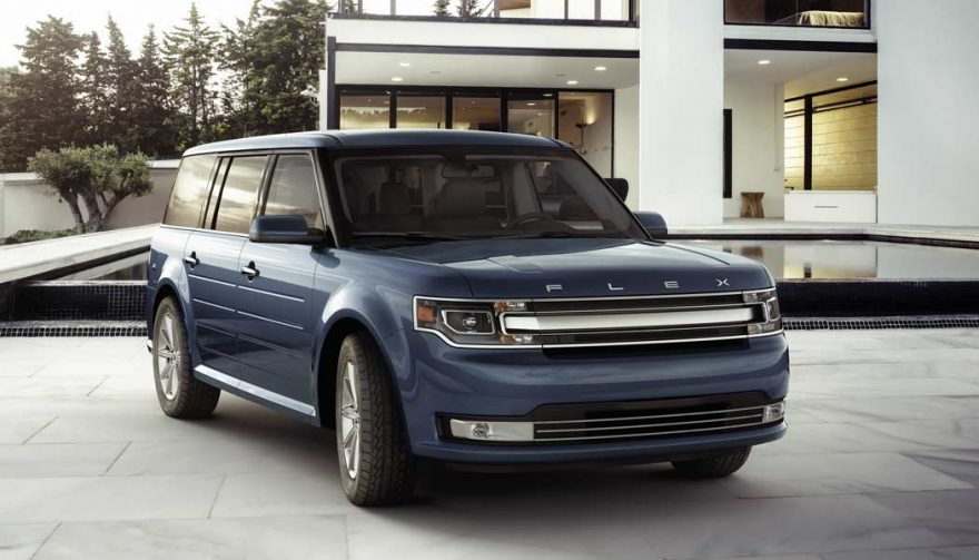 The Ford Flex could be the best midsize SUV