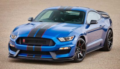The Mustang Shelby GT350R is one of the best modern muscle cars