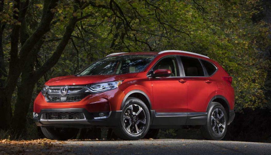 The Honda CR-V is the best midsize SUV