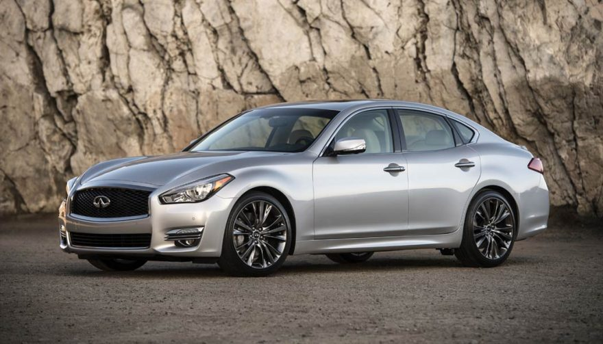 The Infiniti Q70 is one of the most reliable luxury cars