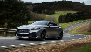 The Infiniti Q60 Project Black S