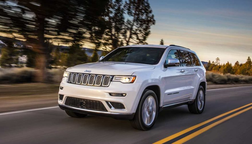 Jeep Grand Cherokee could be the best midsize SUV