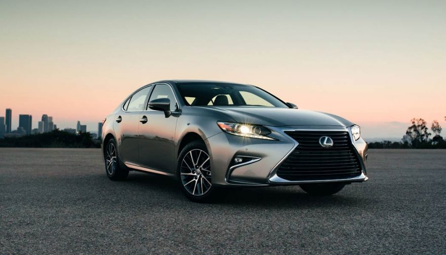 The Lexus ES 350 is one of the most reliable luxury cars