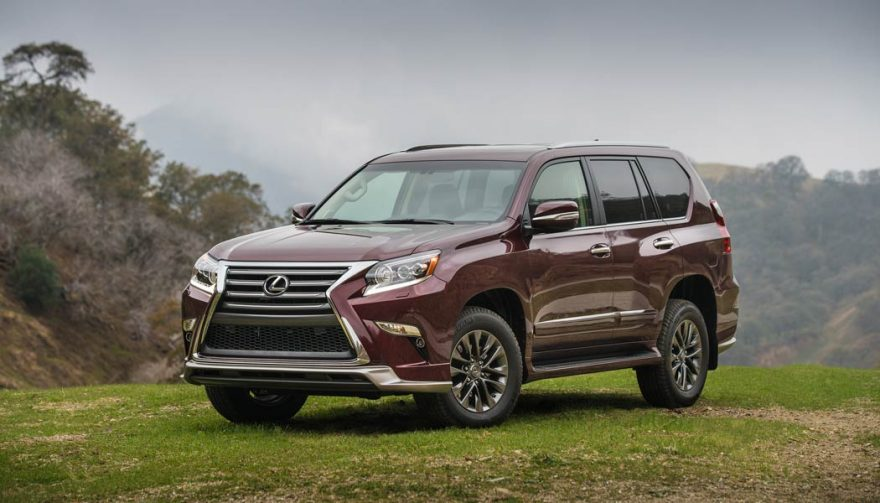 The Lexus GX 350 is one of the most reliable luxury cars