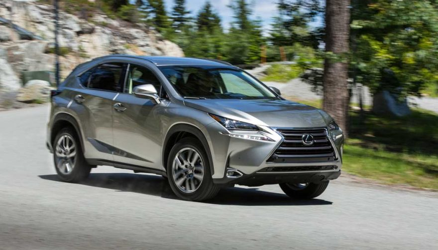 The Lexus NX could be the best midsize SUV