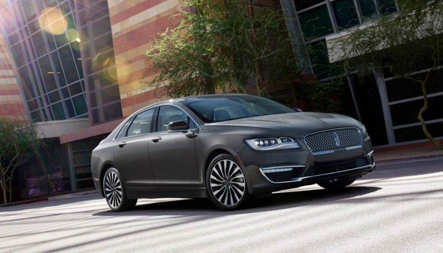 The Lincoln MKZ is one of the most reliable luxury cars