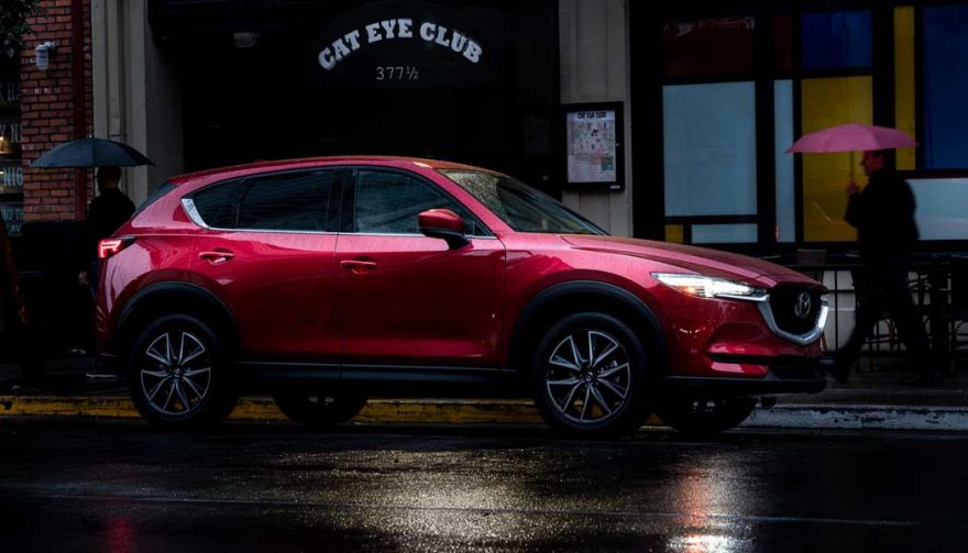 The Mazda CX-5 could be the best midsize SUV