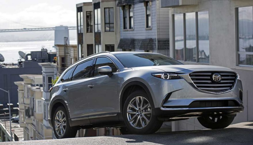 The Mazda CX-9 could be the best midsize SUV