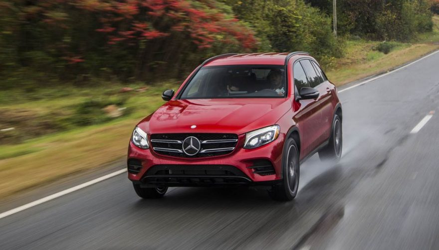 Mercedes-Benz GLC-Class is one of the most reliable luxury cars