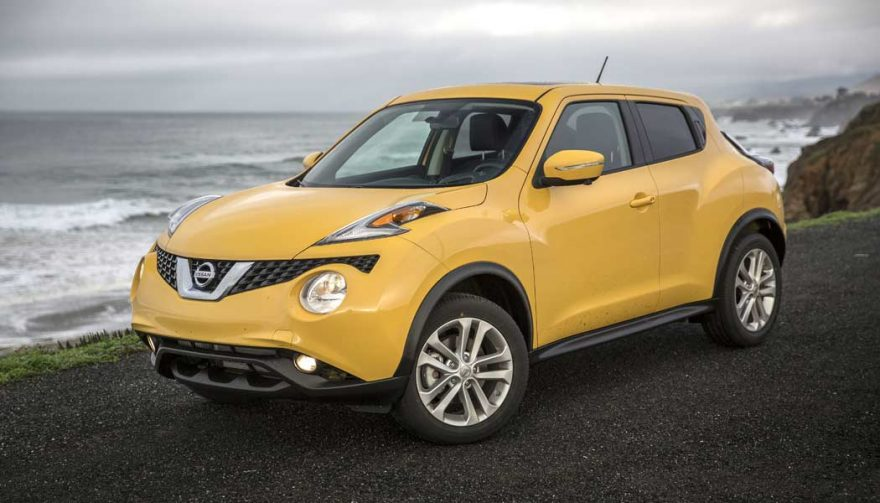 The Nissan Juke could be the best midsize SUV
