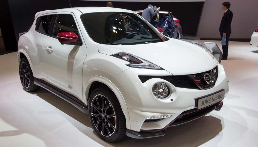 The Nissan Juke Nismo RS could be the best midsize SUV