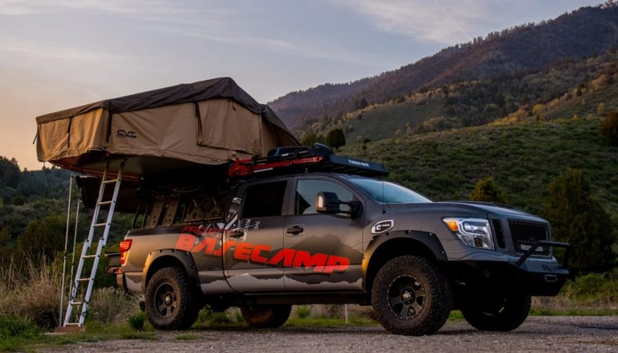 The Nissan Titan Project Basecamp