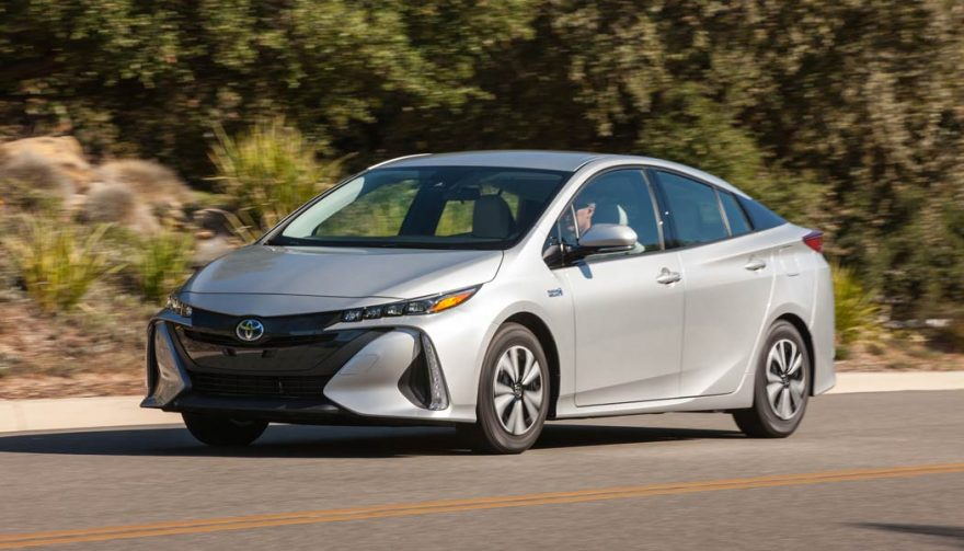 The 2017 Toyota Prius Prime