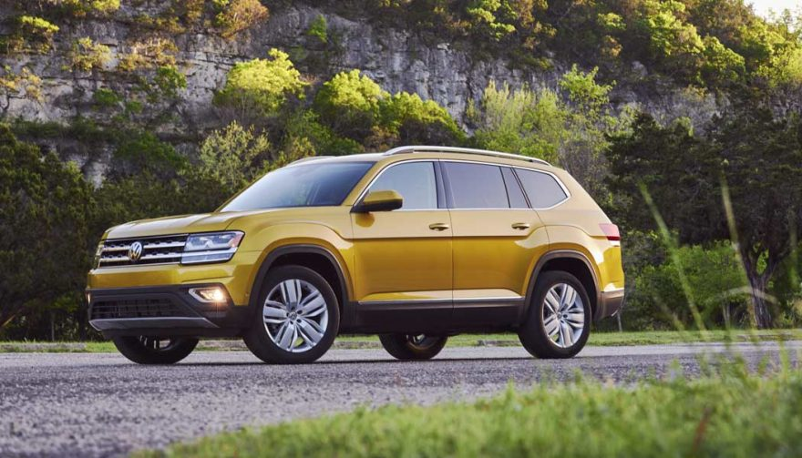 The Volkswagen Atlas could be the best midsize SUV