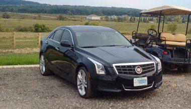 Todd's Cadillac