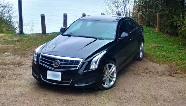 Post Your Ride: Todd's Cadillac ATS