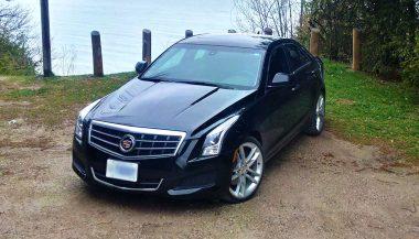 Post Your Ride: Todd's Cadillac ATS