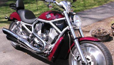 Harley-Davidson V-Rod VRSCA