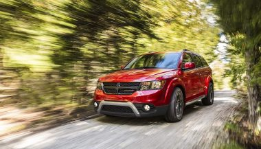 The Dodge Journey SUV