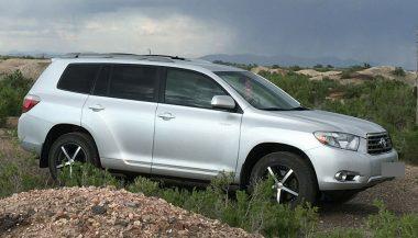 Toyota Highlander Feature