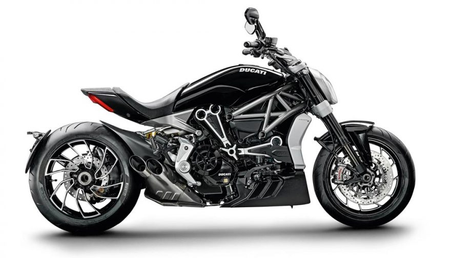 The Ducati XDiavel S is one of the best cruiser motorcycles