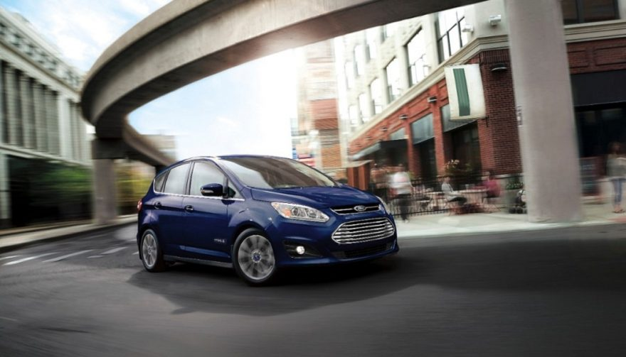 The Ford C-Max is one of the best commuter cars