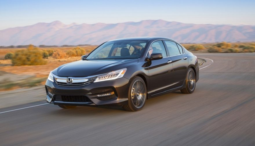 The 2017 Honda Accord Is One Of Best Commuter Cars