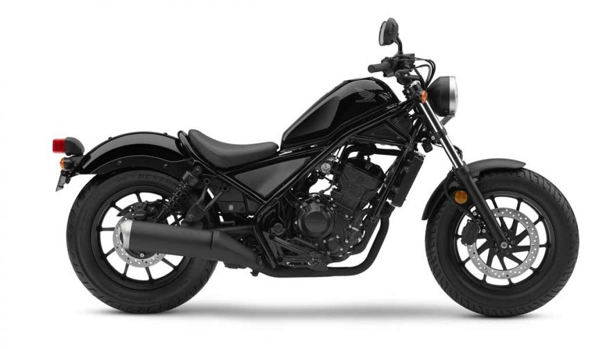 The Honda Rebel 300 ABS is one of the best cruiser motorcycles