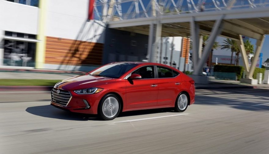 The 2017 Hyundai Elantra Is One Of Best Commuter Cars