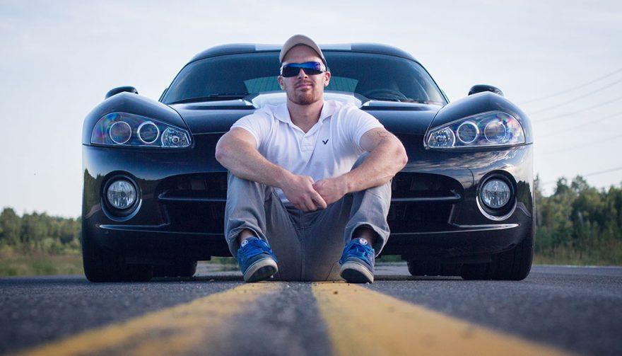 Justin's Dodge Viper