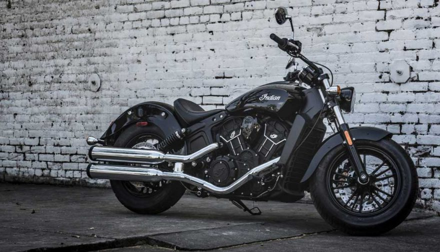 The Indian Scout Sixty is one of the best cruiser motorcycles